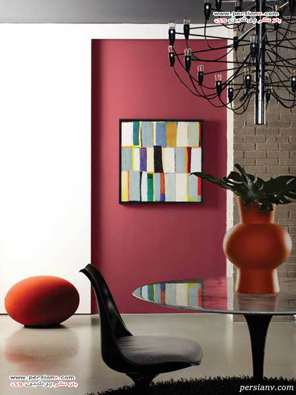 رنگ سال در دکوراسیون منزل