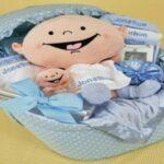 دکوراسیون جذاب سیسمونی نوزاد