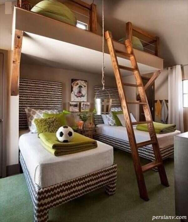طراحی جدید اتاق کودک