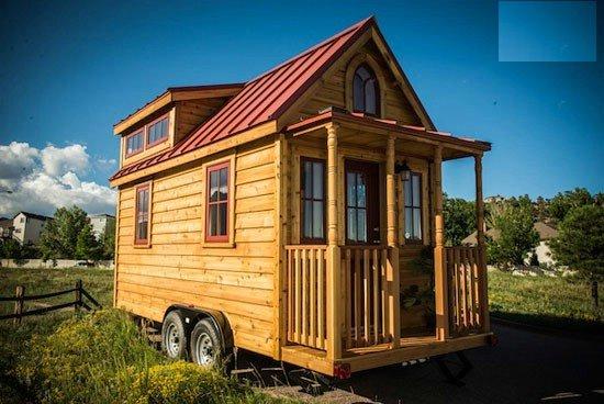 خانه کوچک و رویایی