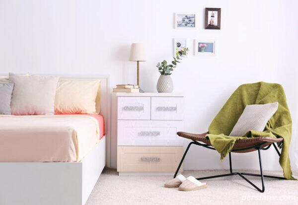 مدل دکوراسیون های زیبا برای بزرگترین اتاق خواب خانه