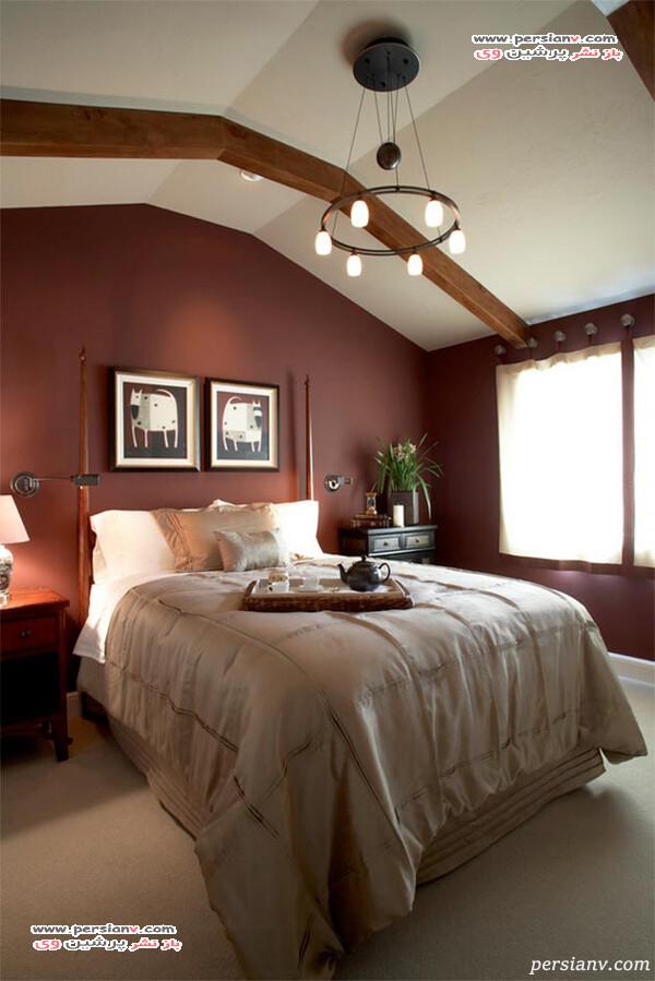 رنگ سال اتاق خواب