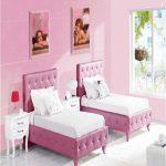 طرح های زیبا از اتاق خواب دو تخته برای دختران + عکس
