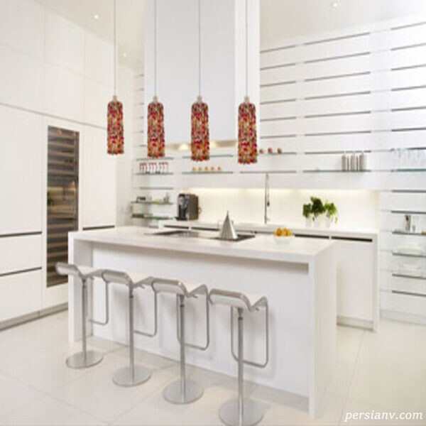 مدل لوستر آشپزخانه