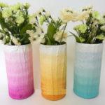 گلدان های عالی برای گل های زیبای بهاری