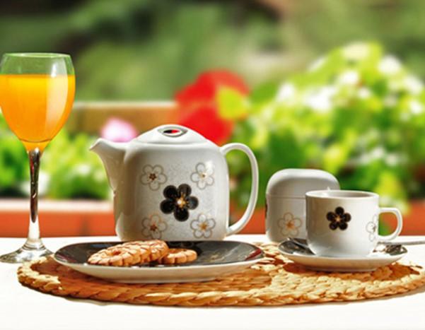 تزئین میز چای و یا شام برای روز مادر