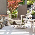 با این مبلمان فلزی زیبایی حیاط خود را دو چندان کنید !!!