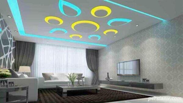 ایده های زیبا برای نور پردازی منزل با لامپ های ال ایی دی