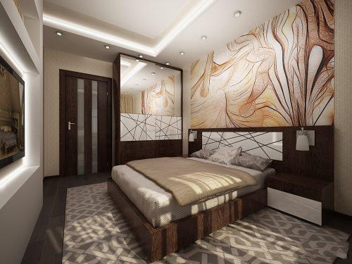 اتاق خواب متفاوت