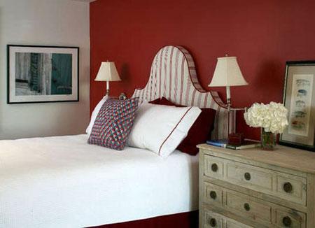 رنگ ارامش دهنده اتاق خواب
