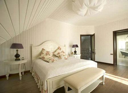 رنگ آرامش برای اتاق خواب
