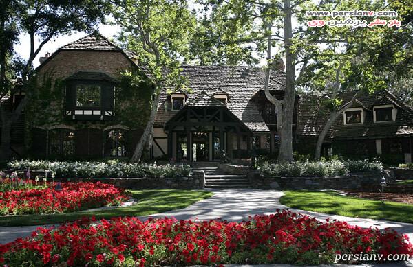 منزل زیبا و رویایی