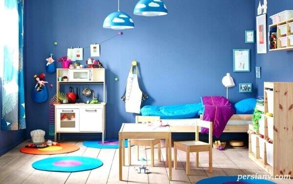 طراحی های منحصر به فرد کمپانی فانجو برای اتاق کودک