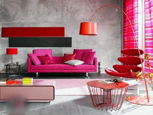 رنگ منزل