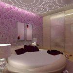 نورپردازی اتاق خواب به شیوه مدرن + تصاویر