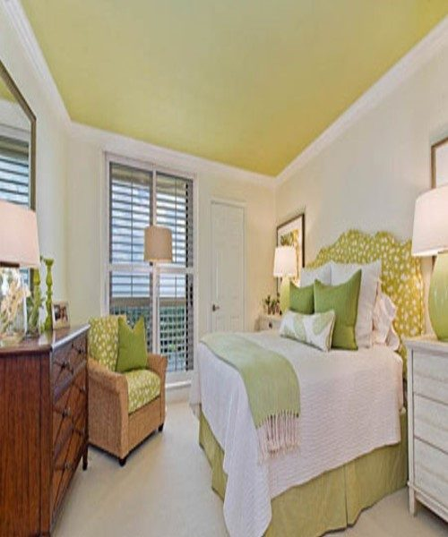 ۵ نکته برای ست کردن ترکیب رنگ اتاق خواب + تصاویر