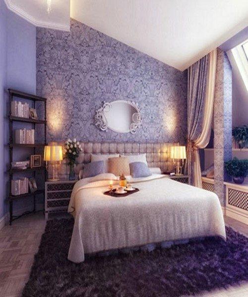دکوراسیون سلطنتی اتاق خواب + تصاویر