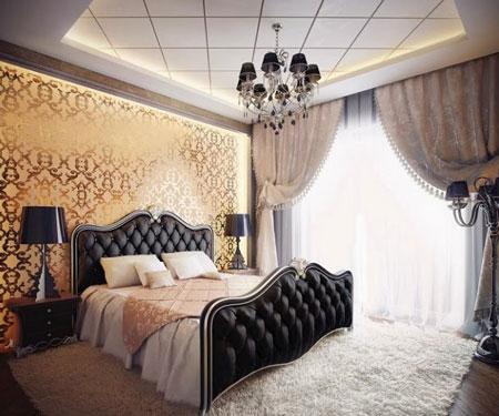 چیدمان و دکوراسیون اتاق خواب
