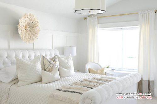 رنگ های مناسب اتاق خواب