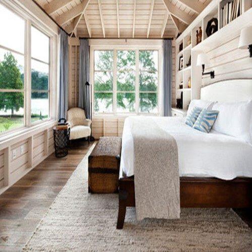 ۷ نکته کاربردی در طراحی داخلی یک اتاق خواب تمام عیار + تصاویر