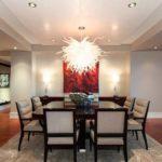 مدل اتاق غذاخوری های مجلل و لوکس و نحوه دکور به این سبک +عکس