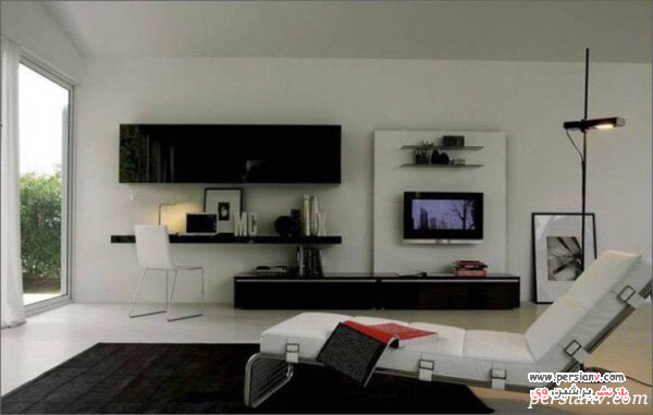 دیوار تلوزیون