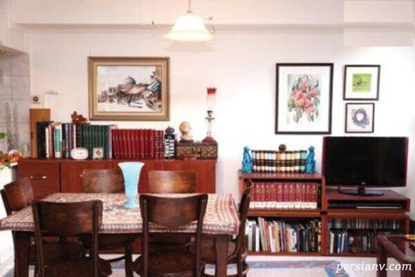 دکور سنتی خانه