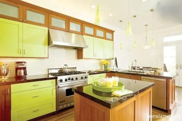 آشپزخانه های جزیره ای! + تصاویر