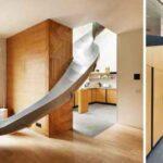 ایده های سرسره بازی در فضای داخلی خانه