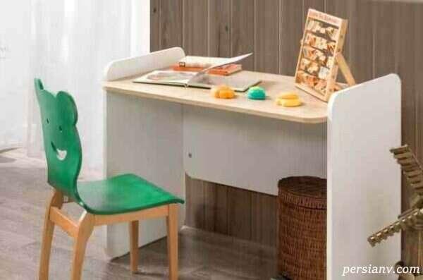 مدل های جدید و مدرن میز کامپیوتر کودک و نوجوان