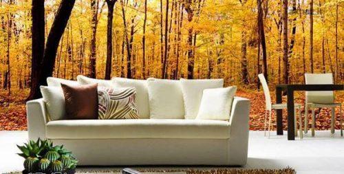 دکوراسیون منزل در فصل پاییز
