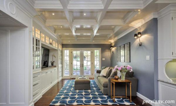 آشنایی با انواع سقف کاذب و روش های اجرای آن در ساختمان