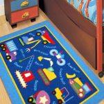 جدیدترین مدل فرش اتاق کودکان + تصاویر