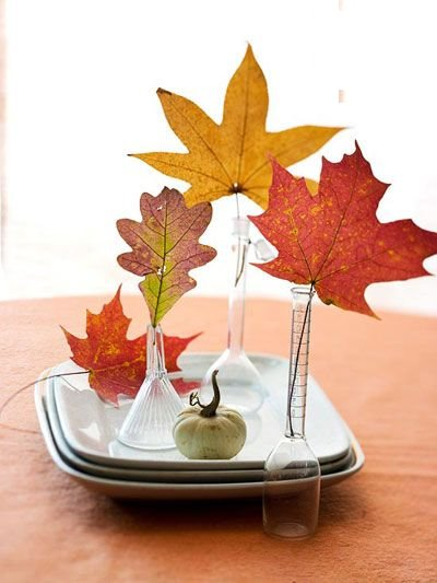 دکوراسیون پاییزی منزل