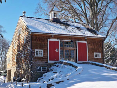 گرم کردن خانه در زمستان