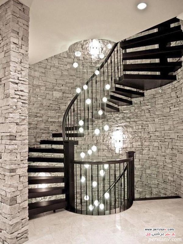 طرح های راه پله در خانه