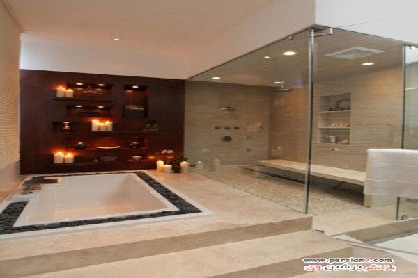 حمام های جدید