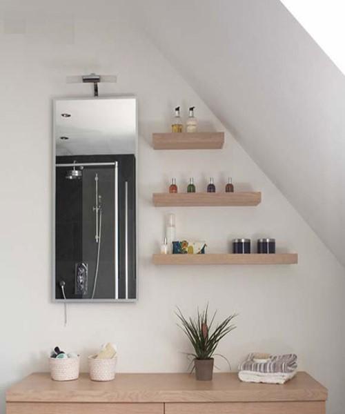 مدل شلف های زیبا و مدرن برای سرویس بهداشتی + عکس