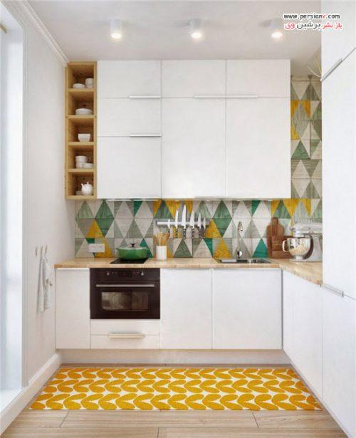 برچسب دیواری آشپزخانه