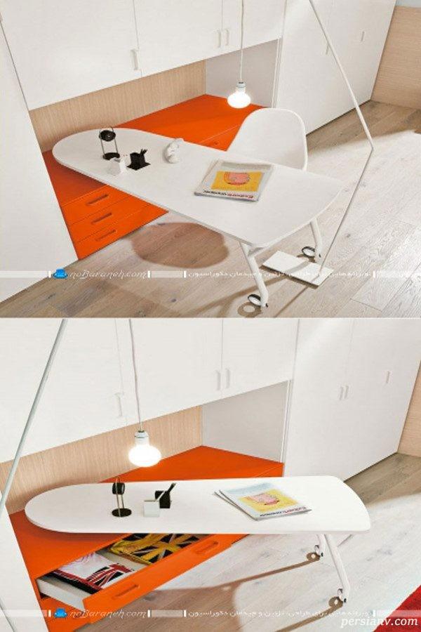 جدیدترین میز تحریر و کامپیوتر