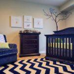 مدل رنگ دیوار اتاق کودک بسیار مدرن و زیبا