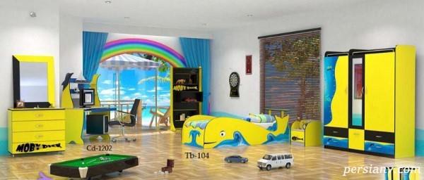 شیک ترین و مدرن ترین سرویس خواب برای نوجوانان