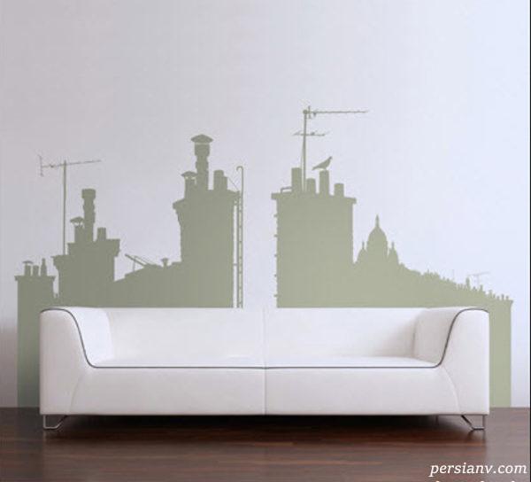 مدل های کاغذ دیواری پذیرایی