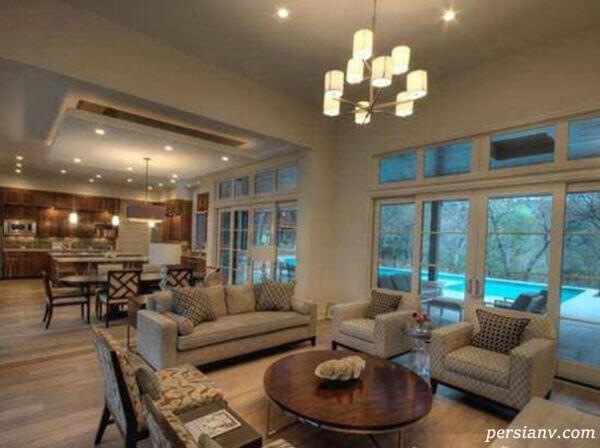 طراحی مدرن منزل