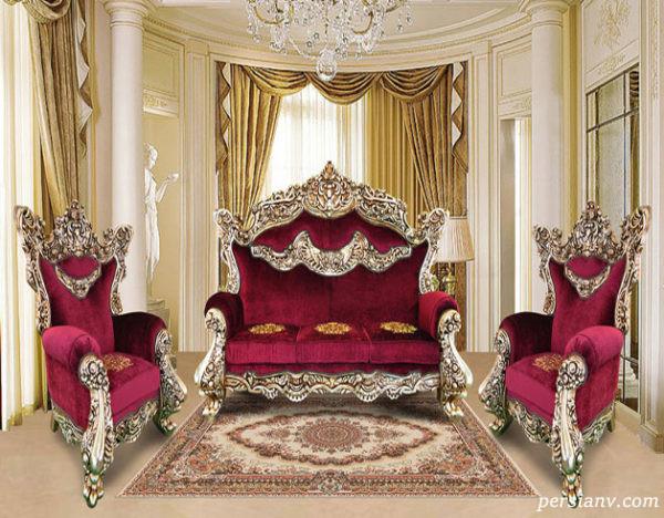 دکوراسیون داخلی سبک کلاسیک