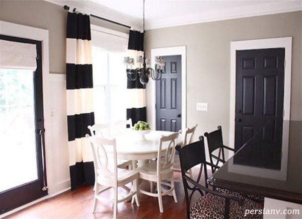 رنگ درب های داخلی منزل