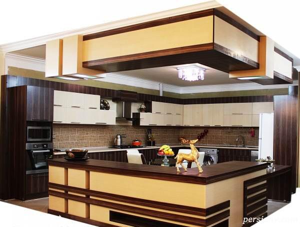 طرح های دکوراسیون آشپزخانه