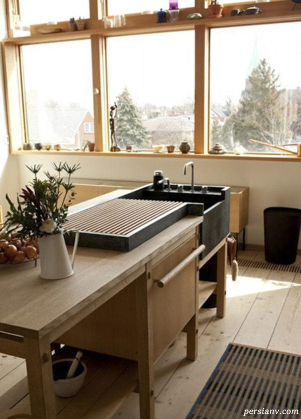 دکوراسیون آبچکان آشپزخانه