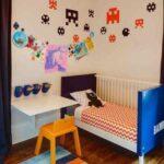 طراحی متفاوت برای چیدمان اتاق خواب پسر بچه