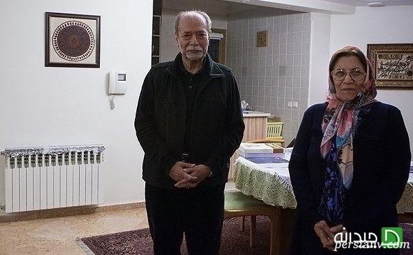 دکوراسیون خانه علی نصیریان